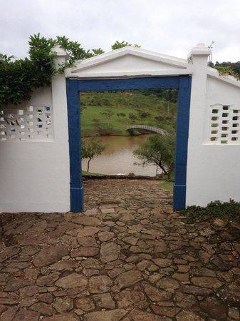 Hotel Fazenda Dona Carolina : Lindo!