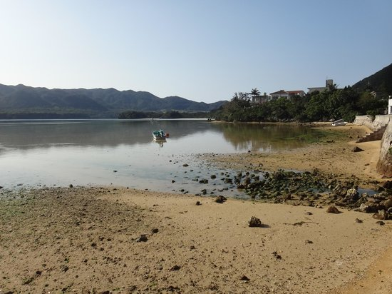 Kabira Park: 琉球真珠付近からの風景
