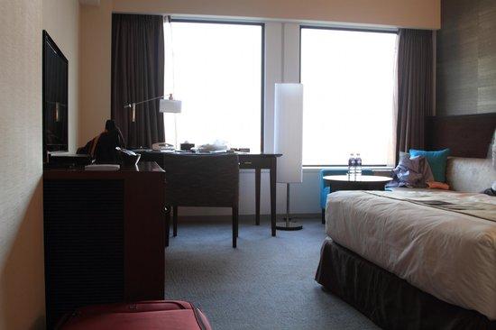 Keio Plaza Hotel Tokyo: Plaza Luxe room