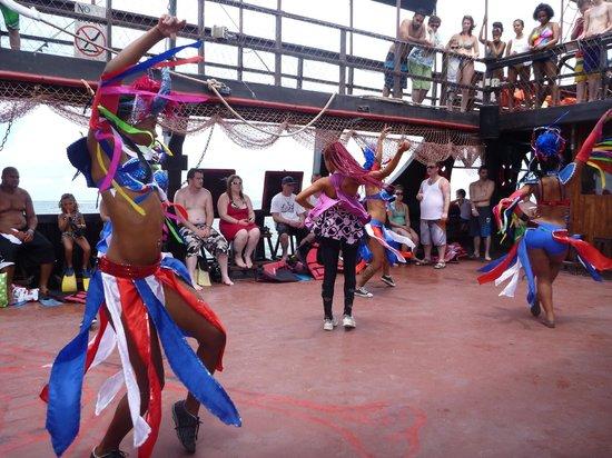 Ocean Adventures Stingray Bay Caribbean Festival : Entertainment
