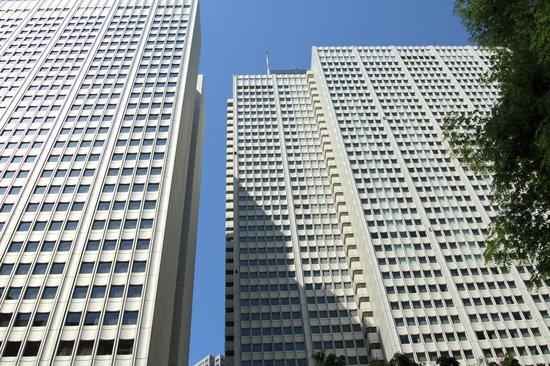 Keio Plaza Hotel Tokyo: Keio Plaza Hotel (2 buildings)