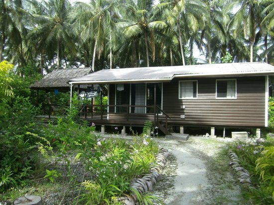 Uepi Island Resort : Our Hut