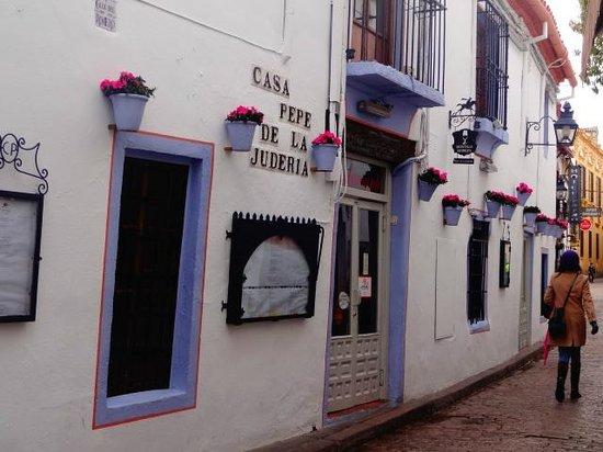 Casa Pepe de la Juderia: charmoso