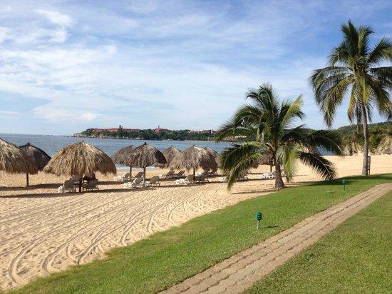 Camino Real Zaashila : Caminando a la playa