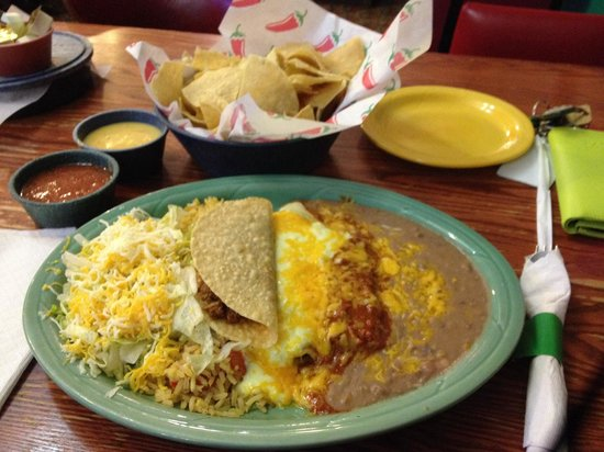 Chelinos Mexican Restaurant: Fiesta #3