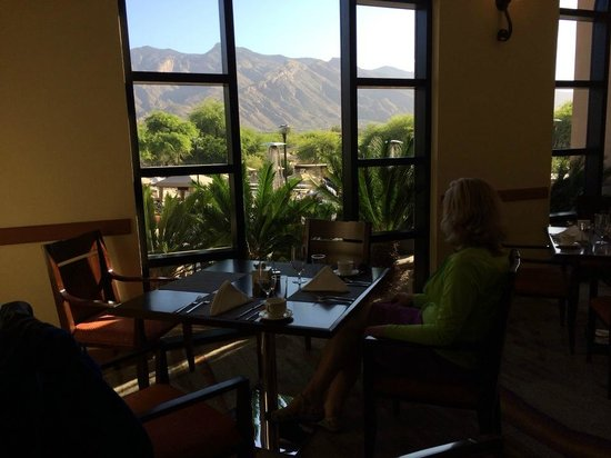 Westin La Paloma Resort and Spa: Breakfast view