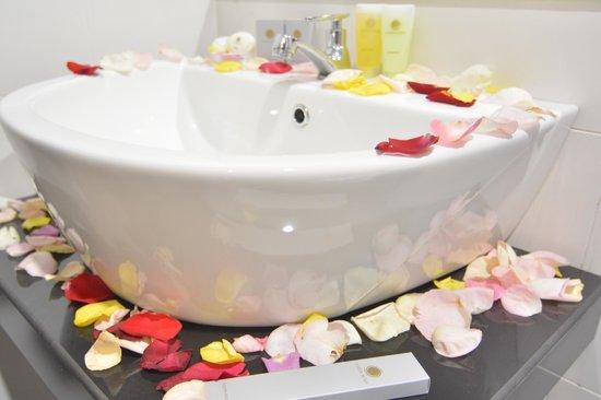 Terra Nova Hotel: Bathroom