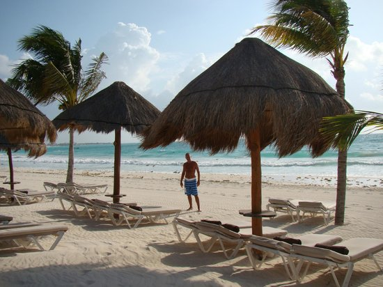 Secrets Maroma Beach Riviera Cancun : playa