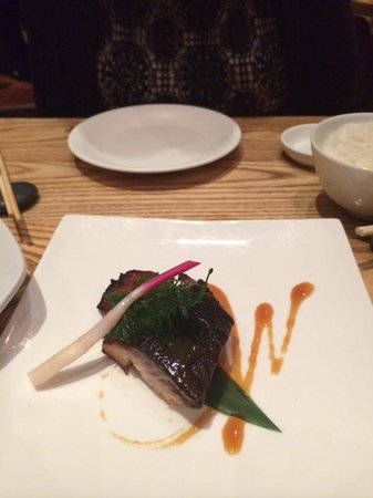 Nobu: 5th Course - Black Cod with Miso