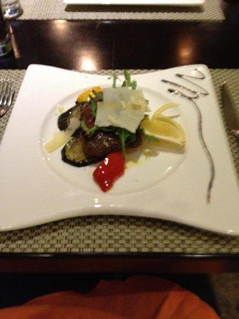 Acqua e farina italian Restaurant : The beef was well seasoned and delicious