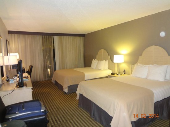 BEST WESTERN Yacht Harbor Hotel : Room