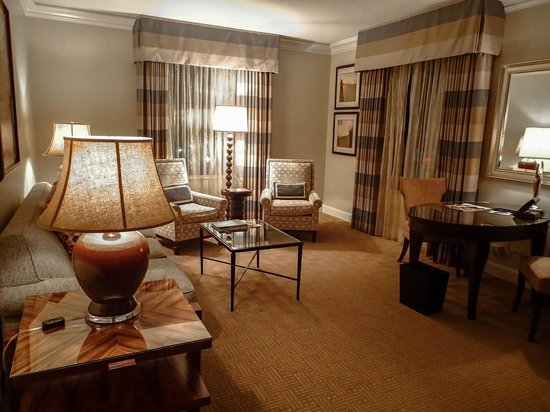 Beverly Wilshire Beverly Hills (A Four Seasons Hotel): Suite 508