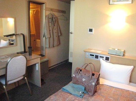 Kanazawa Central Hotel : 部屋