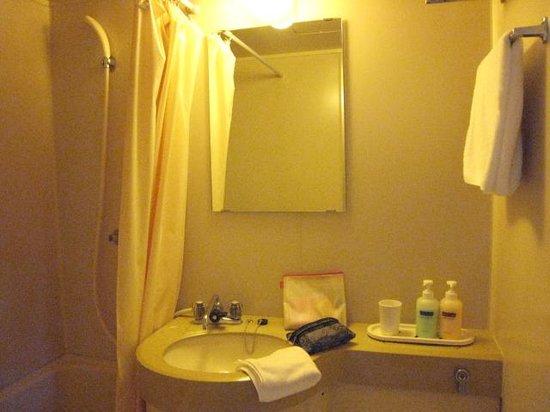 Kanazawa Central Hotel : おふろ