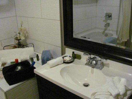 Beyond Bliss Suites: Luxurious bathroom