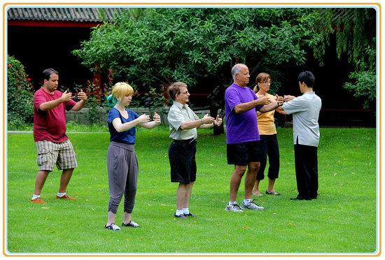 Beijing Tai Chi or Kung Fu Experience Class