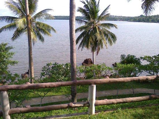 Koh Mak Buri Hut: Peaceful and quiet.