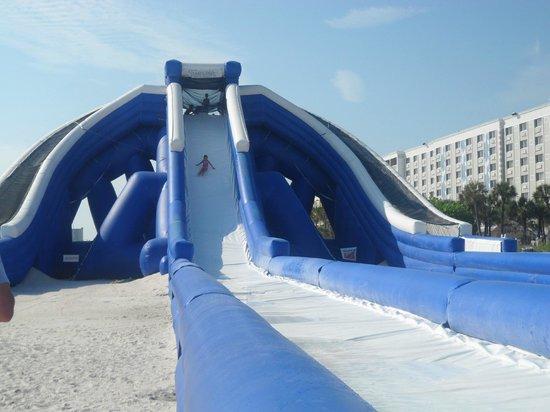 TradeWinds Island Grand Resort: Slide