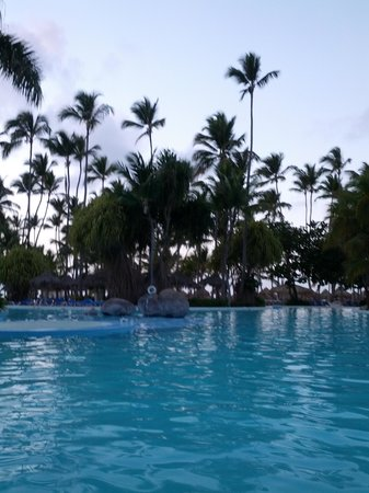 Melia Caribe Tropical: Adult only pool