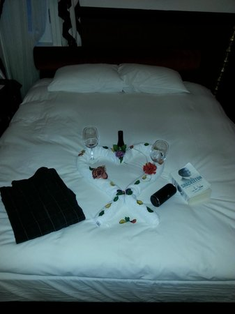 Premist Hotel: fabulous housekeeping staff.