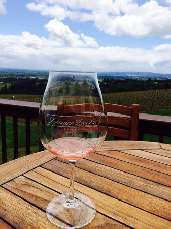 Domaine Drouhin Oregon: Rose
