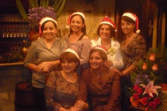 Samari Spa Resort: MI FAMILIA