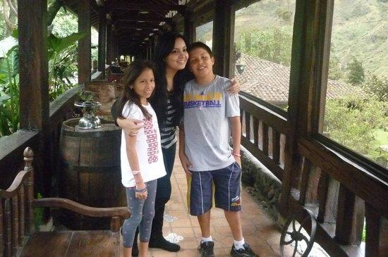 Samari Spa Resort : MI HIJA Y MIS NIETOS