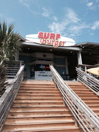 Surfburger: Great Burgers!
