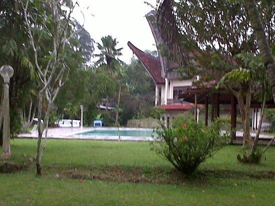 Toraja Prince Hotel: Swimming Pool