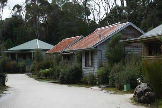 Corinna Wilderness Experience : Cabins, Corinna