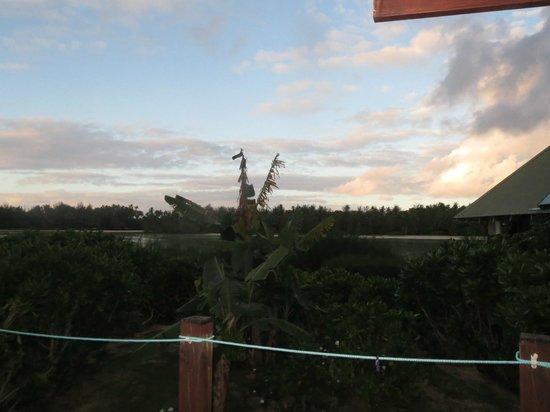 Sokala Villas: View from deck