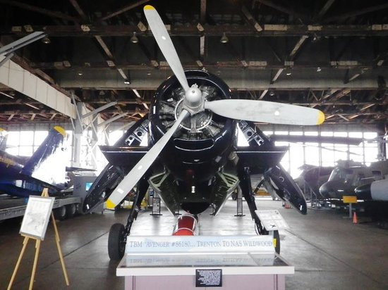 Naval Air Station Wildwood Aviation Museum: Avenger