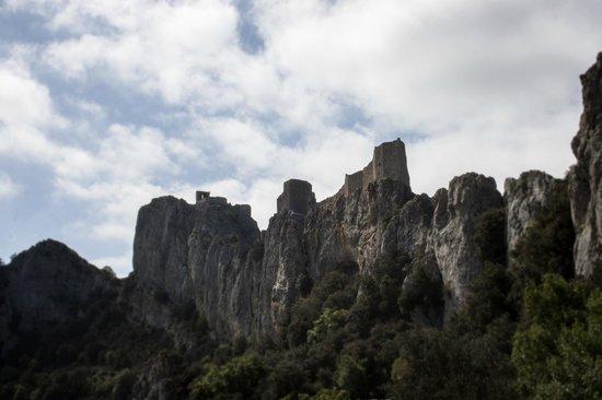 Château de Peyrepertuse : Chateau de Peyrepertuse