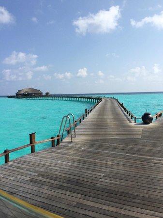 The Sun Siyam Iru Fushi Maldives: The eastern part