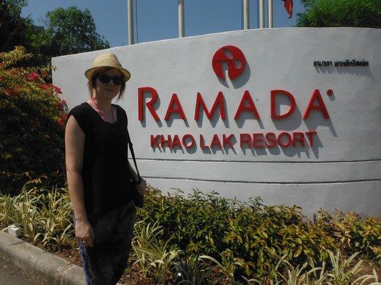 Ramada Khao Lak Resort: front