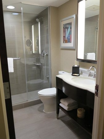 Sheraton Brooklyn New York Hotel: Bathroom