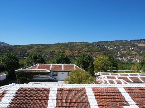 The Wine House Hotel & Restaurant : スーペリアからの眺め