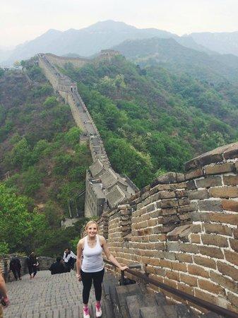 Gran Muralla China en Mutianyu: Great Wall - Mutianyu