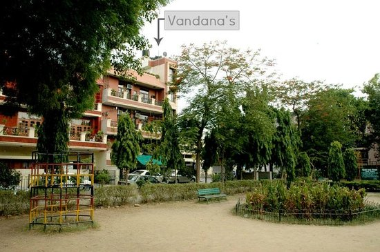 Vandana's Bed and Breakfast: vandanas