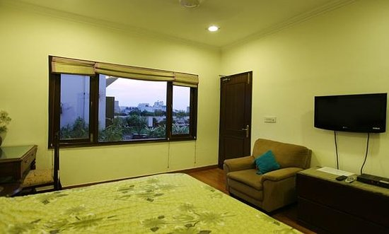 Vandana's Bed and Breakfast: terrace room
