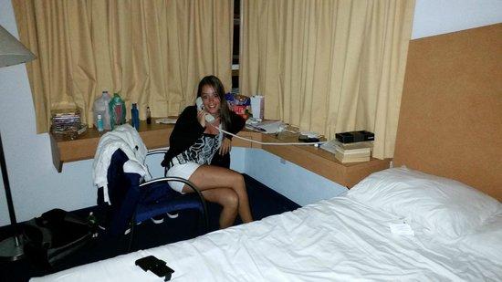 Ocean Spray Hotel: habitación 707