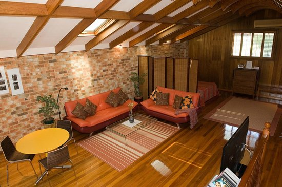 Annandale, Australia: Clean, comfortable and private.