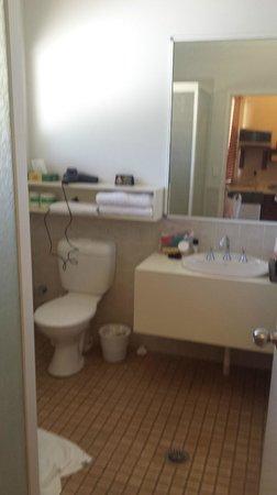 Bellingen Valley Lodge : Deluxe Suite - Bathroom