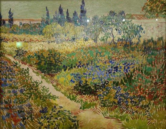 Amazing Gemeentemuseum Den Haag: Van Gogh: Garden At Arles