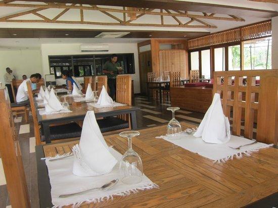 IORA - The Retreat,Kaziranga : The Bathban Restaurant