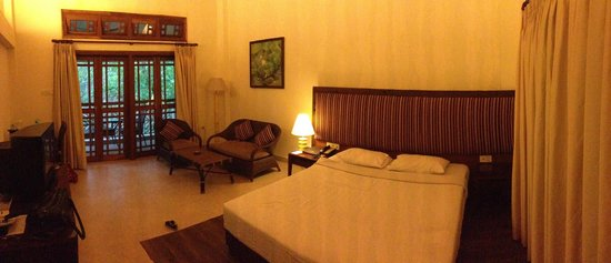 IORA - The Retreat,Kaziranga: The Deluxe Room
