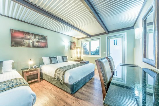 Orbost Motel: Twin Queen