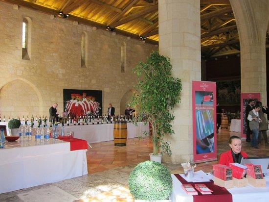 Rendez-vous au Chateau : Premier Week Taster's Event
