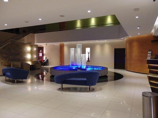 Mercure Hotel Alameda: Hall de Alameda Hotel Mercure Quito