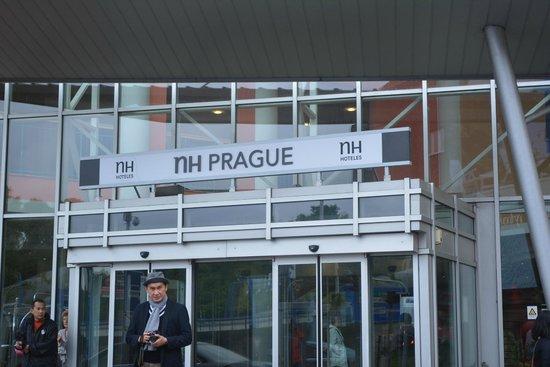 NH Prague City: NH Prague Entrance